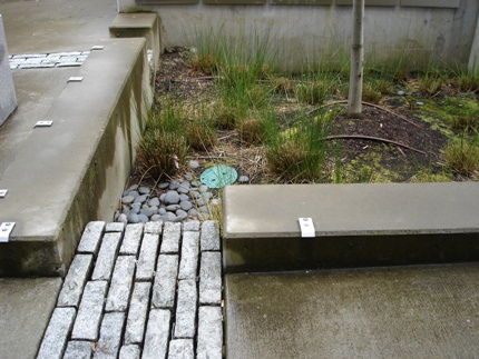 sunken garden example