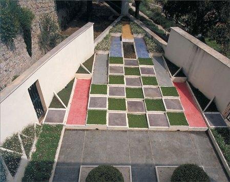 Villa Noailles garden