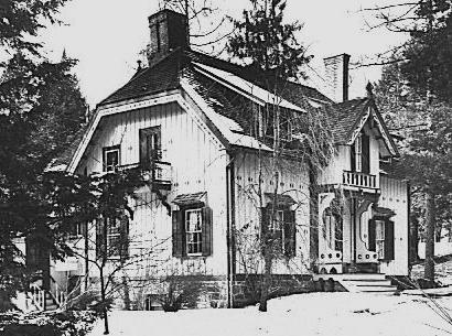 Springside Gardeners Cottage