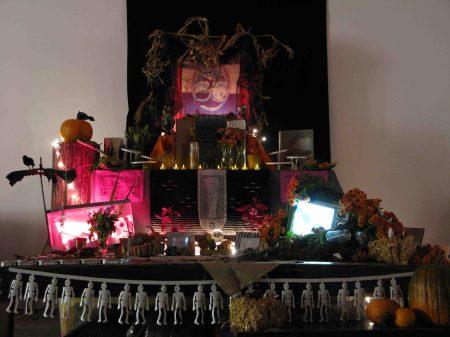 Altar wide shot